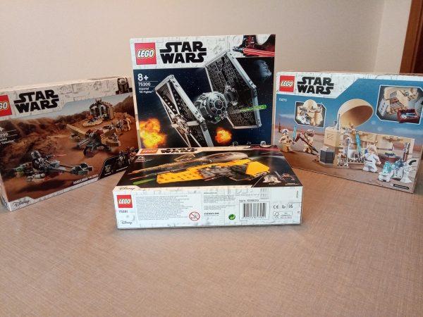 Darowizna klocki LEGO dla Stowarzyszenia Wizytator w Kole
